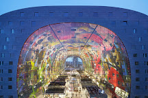 Markthal, Rotterdam, The Netherlands