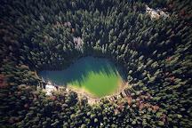 Zminje Lake, Žabljak, Montenegro