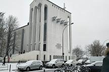 Heilig Kreuz Kirche, Frankfurt, Germany