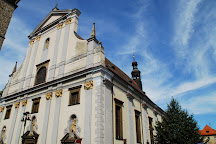 St. Nicholas Church, Ceske Budejovice, Czech Republic