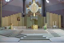Basilique Notre-Dame du Rosaire, Lourdes, France