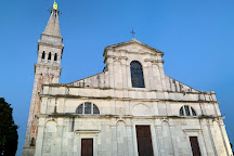 Church of St. Benedict, Rovinj, Croatia