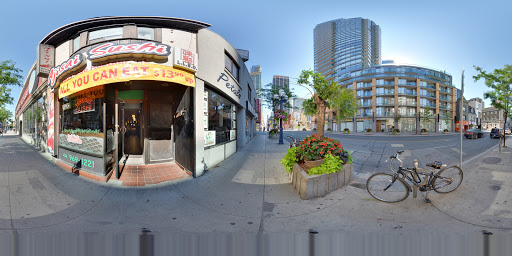 Aji Sai Restaurant | Toronto Google Business View
