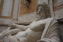 Statua Marforio, Rome, Italy