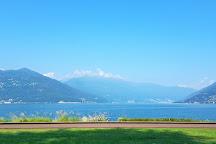 Parco a Lago, Luino, Italy