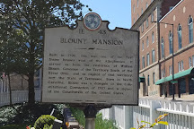 Blount Mansion, Knoxville, United States