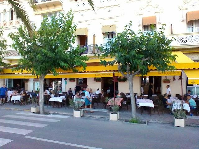 Restaurante La Santa Maria