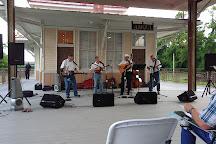 Amqui Station and Visitors Center, Nashville, United States