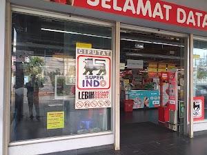 Super Indo Ciputat.