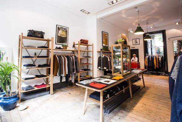 Oliver Spencer Shoe Store