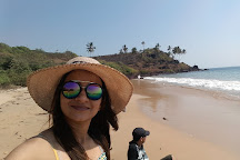 Hansa Beach, Bogmalo, India