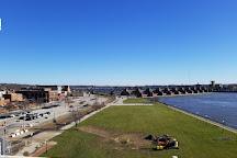 Davenport Skybridge, Davenport, United States