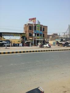 Ali Express Transport Sahiwal