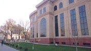 Сквер им. Амира Темура на фото Ташкента