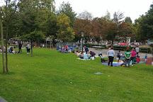 Campo de San Francisco, Oviedo, Spain