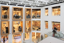 Copenhagen Central Library, Copenhagen, Denmark