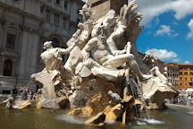 Obelisco Agonale, Rome, Italy