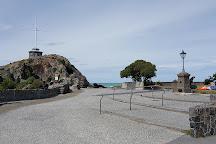Sumner Beach (Cave Rock), Christchurch, New Zealand