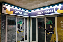 Chicken Banana Room Escape, Barcelona, Spain