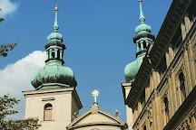 Kostel Svateho Havla, Prague, Czech Republic