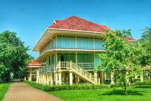 Phra Ram Ratchaniwet, Phetchaburi, Thailand