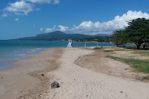 Lyssons Beach, Morant Bay, Jamaica