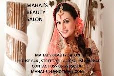 Mahaj Beauty Salon
