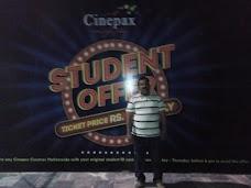 Cinepax City Auditorium karachi