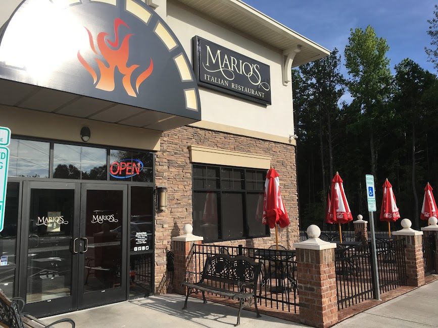 Mario S Pizza Italian Restaurant Charlottes Got A Lot