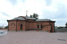 Alexandre Nevsky Cathedral (Sobor Alexandra Nevskogo), Novosibirsk, Russia