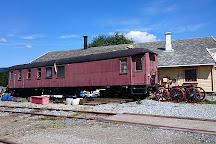 The Old Voss Steam Railway Museum, Bergen, Norway