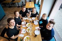 PIEROGI & MORE cooking class, Warsaw, Poland