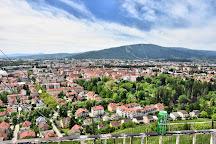 Pyramid Archaeological Site, Maribor, Slovenia
