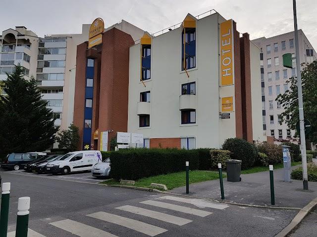ibis budget Marne-la-Vallee Noisy-le-Grand
