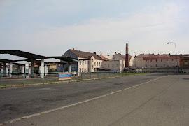 Автобусная станция   Plzen Station