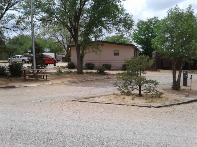 Santa Rosa Campground & RV Park