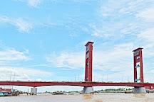Ampera Bridge, Palembang, Indonesia