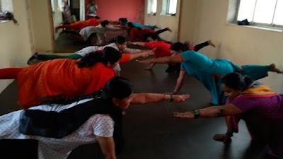 Yoga Classes For Ladies