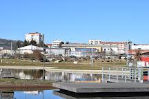 Parque Urbano do Rio Diz, Guarda, Portugal