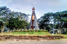 Estatua De Nossa Senhora Aparecida, Itaipulandia, Brazil