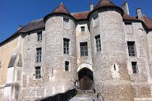Chateau d'Harcourt, Harcourt, France