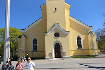 Freedom Square, Tallinn, Estonia