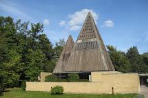 Vestervang Church, Helsingoer, Denmark