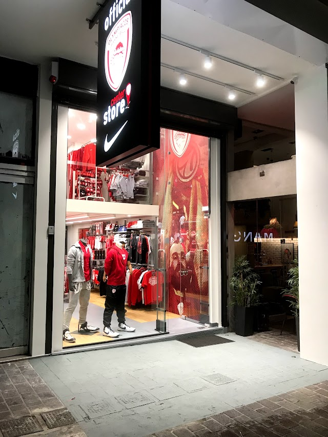 Official Olympiacos Bc CenterStore