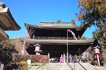 Daiszenji Temple, Koshu, Japan