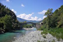 Ponte del Diavolo, Lanzo Torinese, Italy