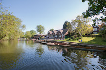 Cherwell Boathouse, Oxford, United Kingdom