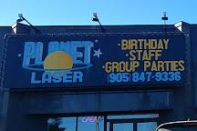Planet Laser, Oakville, Canada