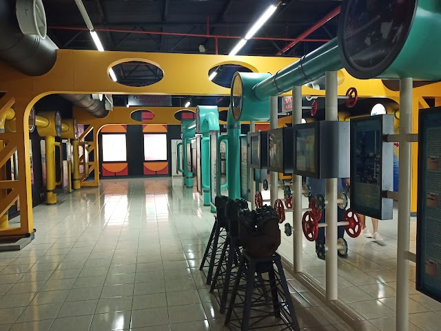 Petroleum Museum, Miri, Sarawak.