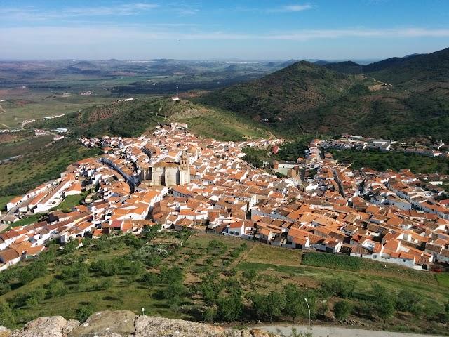Castillo de Feria s. XV